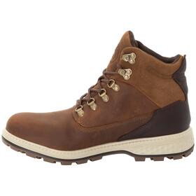Jack Wolfskin Jack Texapore Mid Shoes Men desert brown/espresso
